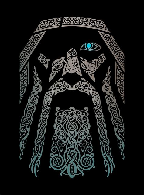 quot odin quot by raidho redbubble