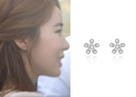 My Secret Hotel Episode 2: Nam Sang Hyo's Flower Earrings   KdramaStyle