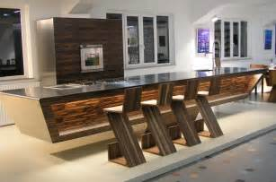 Kitchen Wooden Design Kitchen Wood And Steel Design From Unikat Best Home News
