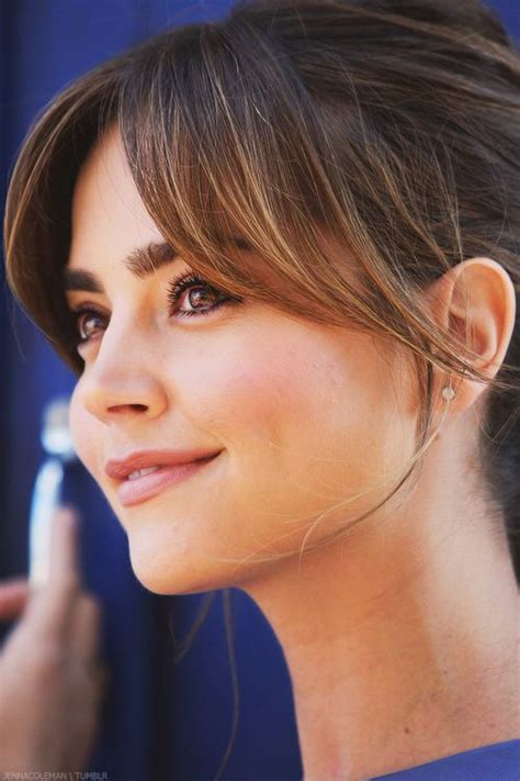 doctor who hairstyles 25 best ideas about jenna coleman on pinterest jenna
