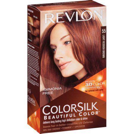 Revlon Bleaching best 25 revlon colorsilk ideas on violet