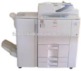 copier and printer machine ricoh used copier machine a3 printer photocopiers mp8000