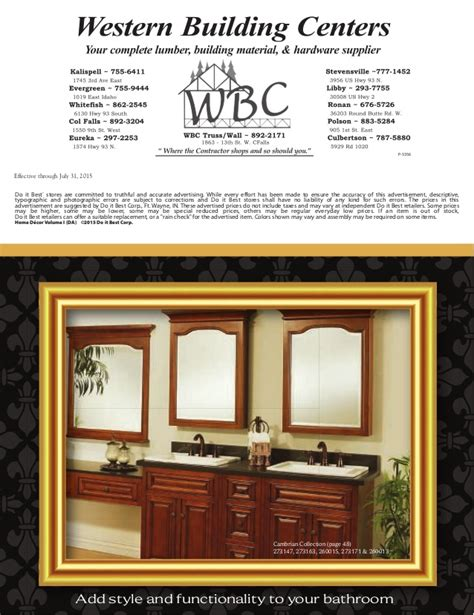 popular catalogs for home decor do it best home decor catalog