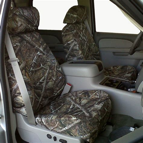 camo waterproof seat covers for trucks rugged fit custom seat covers 2010 2013 chevy silverado