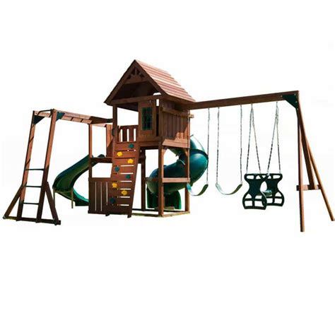 complete swing sets backyard playground and swing sets ideas backyard play
