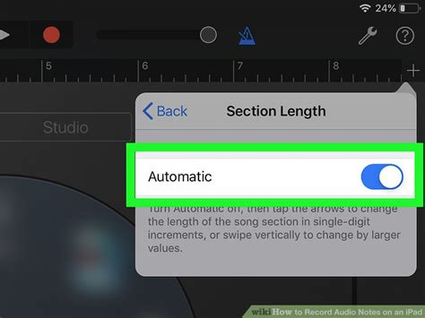 record audio notes   ipad  pictures wikihow