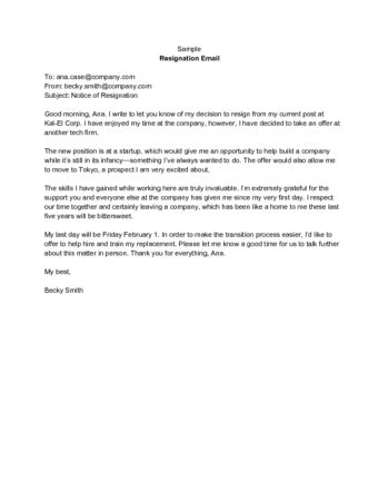 brilliant ideas of resignation letter due to conflict with boss