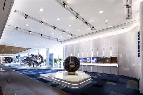 SITE02   GE Shanghai Office Lobby