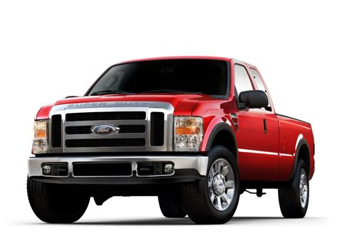 Ford F Series by 2008 Ford F Series Duty Conceptcarz