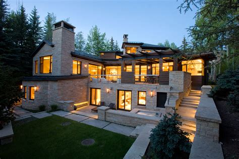 modern contemporary houses aspen modern contemporary home r a enterprises