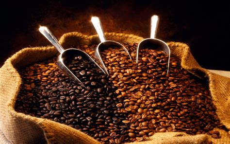 coffee sack wallpaper coffee beans cup wallpaper