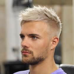 coloured gents hair 25 aesthetic guys haircuts with blonde hair find your