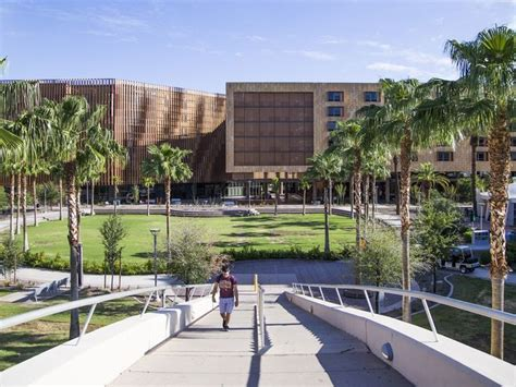 Asu Unveils High Tech Dorms For Engineering Students Tooker House