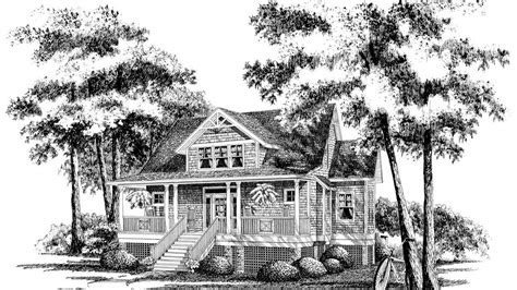 18 small house plans southern living silverhillplan 749 18 small house plans southern living