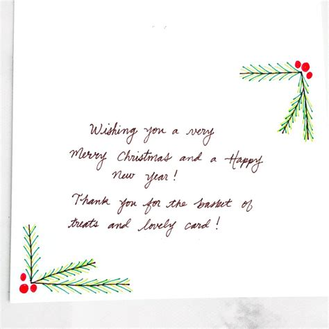 What To Write In An Thank You Card
