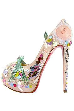 High Heels Shoes Christian Lauboutin 1968 christian louboutin secretly a muse on