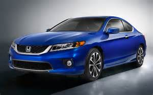 2013 honda accord coupe in blue front view photo 11