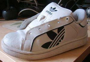 adidas evolution running shoe repair tonguectomy  toe