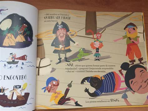 daniela pirata adivina quien lee daniela pirata susanna isern