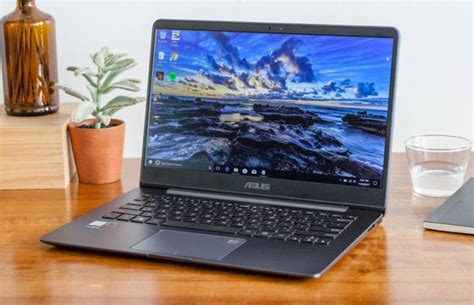 Asus Laptop Black Screen No Drive Light asus zenbook ux430 reviewed light weight great screen price gearopen