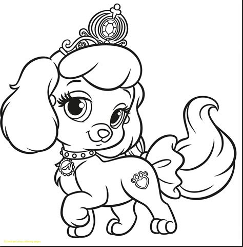 littlest pet shop coloring pages with littlest pet shop