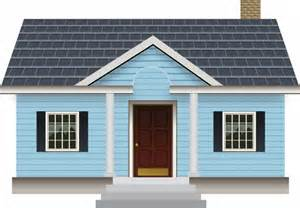 house online small blue house free vector in adobe illustrator ai ai