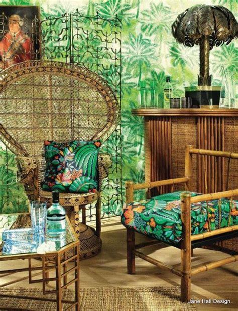 25 best images about tropical style on pinterest tropical style decor tropical decor and le style tropical ou la tendance jungle urbaine floriane