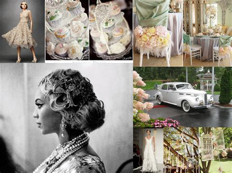 unique themes in the great gatsby a great gatsby wedding theme fantastical wedding stylings