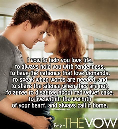 film quotes wedding readings quotes from movie wedding vows quotesgram