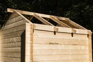 construire un cabanon en bois dootdadoo id 233 es de