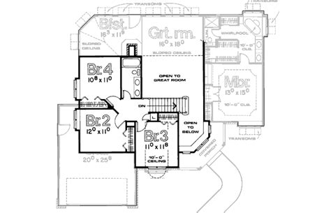 open country floor plans country homes open floor plan country house floor plans