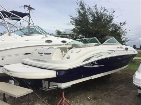 boat dealers cape coral sea ray 240sundeck boats for sale in cape coral florida