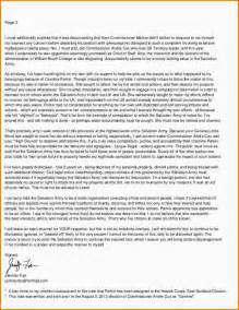 6 army letter of concern paradochart