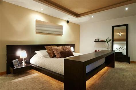 led schlafzimmer die led lichtleiste 30 ideen wie sie durch led leisten