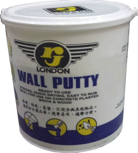 wall putty rj wall putty 5kg fillers putty waterproofing horme