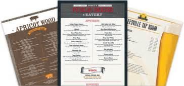 template for menu design menu templates musthavemenus