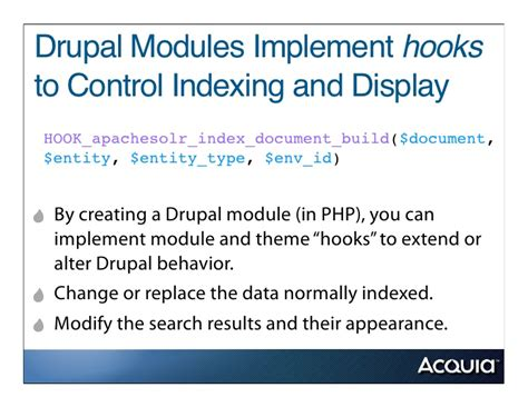 drupal theme alter things made easy one click cms integration with solr drupal