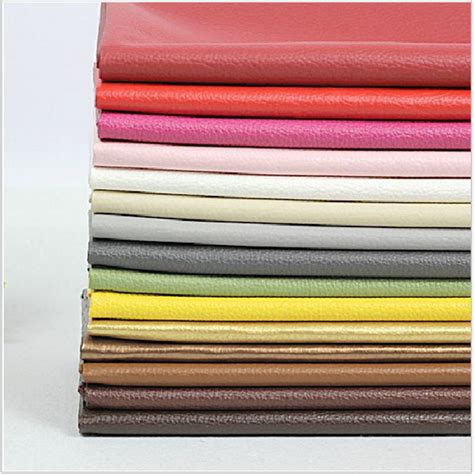 Bag3047 Material Pu Leather pu leather faux leather fabric for sewing pu artificial leather for diy bag material one
