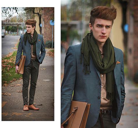 Kaos Pocket H M Zara thrifted scarf next twill shirt self made pocket square