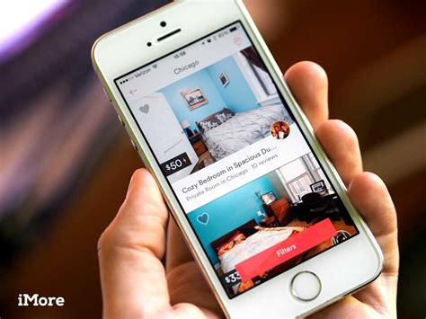 airbnb app airbnb receives major update for iphone and ipad includes