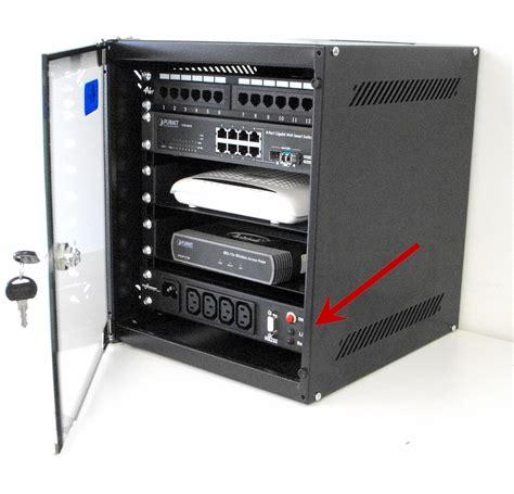 armadio dati ups per applicazioni di building automation elettro