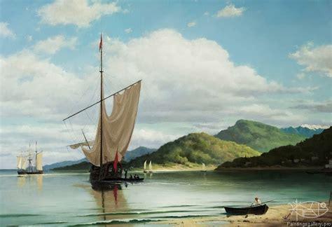 cuadros de marinas pintadas al oleo pintura moderna y fotograf 237 a art 237 stica preciosas marinas