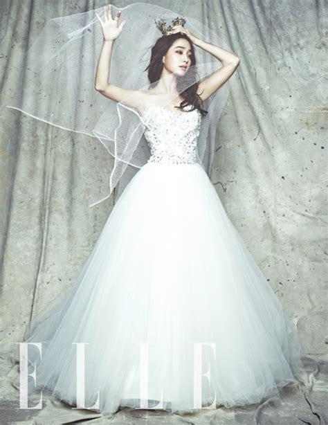 film korea sedih wedding dress 35 gorgeous photos of korean celebrities in wedding dresses