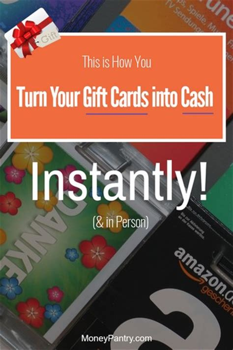 How To Get Cash For Gift Cards - gift card exchange kiosk near me get cash for your gcs in person moneypantry