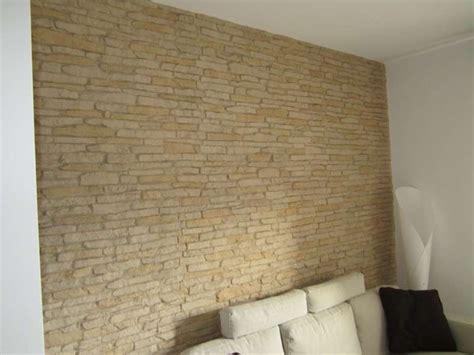 pannelli finta pietra per interni rivestimenti in pietra foto design mag