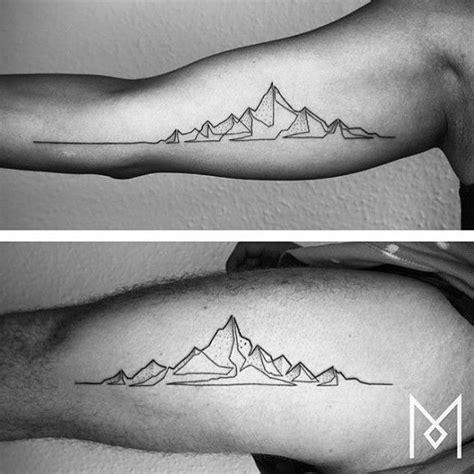 geometric tattoo friendship 25 best ideas about line tattoos on pinterest simple