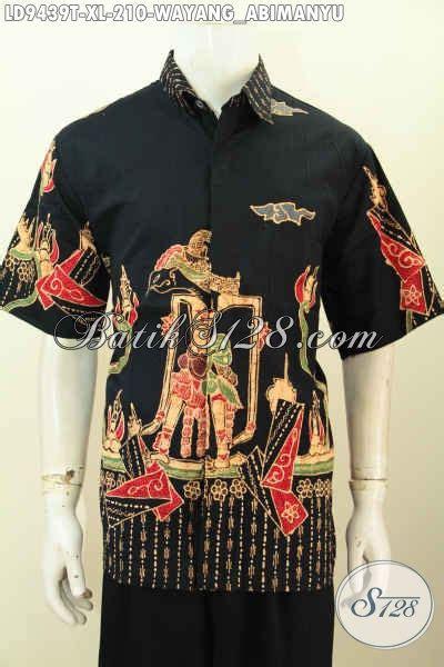 Baju Second Preloved Rok Pendek Bahan Wanita Sz S M agen baju batik sedia kemeja lengan pendek halus motif wayang abimanyu size xl bahan