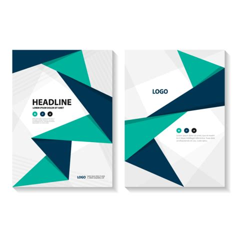 templates flyer png abstract brochure report template for free download on pngtree
