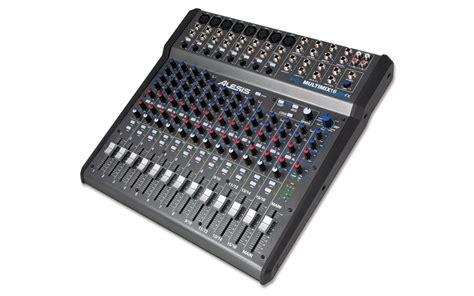 Mixer Crimson 16 Channel alesis multimix 16 channel mixer with usb fx in pretoria