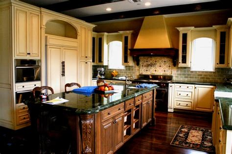 Pictures Of Kitchen Designs french chateau kitchen